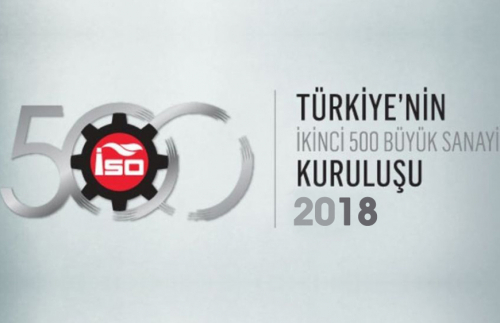 "Gürmen clothing became one of the ""Turkey's Second Top 500 Industrial Enterprises!"